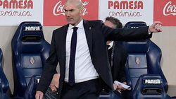 Real Madrid bị Villarreal cầm hòa, HLV Zidane có sợ bị mất ghế?