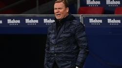 Barca gục ngã trước Atletico Madrid, HLV Koeman bào chữa thế nào?