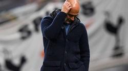 HLV Guardiola thừa nhận Man City trả giá vì đặc sản của Mourinho