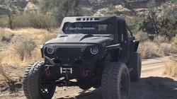 Bản độ Jeep Gladiator 6x6 giá 139.000 USD