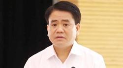 Ông Nguyễn Đức Chung có tiền sử bệnh ung thư và có nhiều thành tích nên được đề nghị giảm nhẹ tội