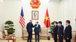 Chùm ảnh Cố vấn An ninh Quốc gia Mỹ gặp lãnh đạo Việt Nam thảo luận sức mạnh quan hệ đối tác toàn diện