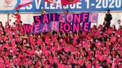 """Sài Gòn FC hô """"Chúng ta là một"""" làm gì khi """"tan đàn xẻ nghé""""?"""