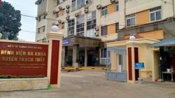 Công an điều tra vụ bé trai 15 tháng tuổi tử vong bất thường ở Hà Nội