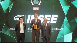 INSEE được vinh danh đơn vị xây dựng và cung cấp vật liệu tiêu biểu năm 2020