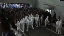 Sân bay Thượng Hải, Trung Quốc hoảng loạn vì hàng nghìn người bị buộc phải cách ly
