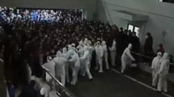 Clip: Nhân viên sân bay nhiễm Covid, sân bay Thượng Hải náo loạn vì hàng nghìn người buộc phải cách ly