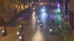 Hà Nội: Triệu tập nhóm đối tượng đuổi chém nhau trên phố
