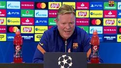 Barca đè bẹp Dinamo Kyiv, HLV Koeman bật tung cảm xúc