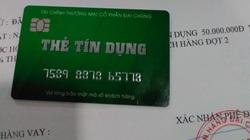Thêm ngân hàng cảnh báo thủ đoạn lừa đảo mở thẻ tín dụng giả