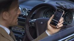 Trên tay điện thoại Vertu dành cho Bentley, giá bán choáng váng