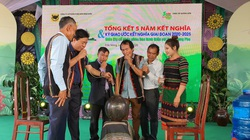 Bình Điền kết nghĩa với bon R'long Phe (Đắk Nông): 5 năm sâu nặng nghĩa tình
