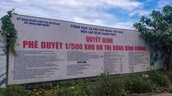 Sai phạm tại dự án Đông Bình Dương: Xử phạt hơn 300 triệu đồng, tước giấy phép 12 tháng