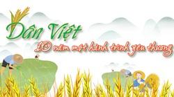 Dân Việt - 10 năm một hành trình yêu thương