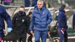 """Tottenham đại thắng, HLV Mourinho thể hiện cảm xúc đặc biệt về """"bọn trẻ"""""""