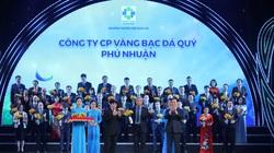 PNJ đạt thương hiệu Quốc gia 12 năm liên tiếp
