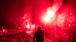 Napoli tri ân huyền thoại Diego Maradona, đường phố thành biển khói