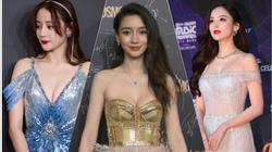 """5 mỹ nhân phim cổ trang Trung Quốc mặc quyến rũ """"nghẹt thở"""" trước ống kính: Địch Lệ Nhiệt Ba, Dương Mịch..."""