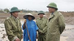 Phòng, chống bão lũ ở các tỉnh miền Trung: Đừng để cơn bão đi qua rồi vẫn phát bản tin cũ
