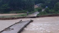 Trung Bộ lại xuất hiện mưa lớn, 8 hồ chứa ở Khánh Hòa đồng loạt xả lũ