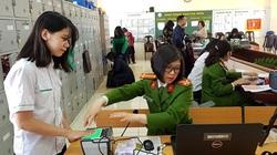 Cấp hộ chiếu gắn chíp điện tử, quy trình thu thập vân tay như thế nào?