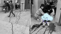 Quảng Ninh: tranh cãi việc chen qua cổng trường, một phụ huynh bị đâm trọng thương