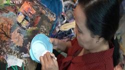 Nữ họa sĩ gần nửa thế kỷ gắn bó với tranh cắt vải