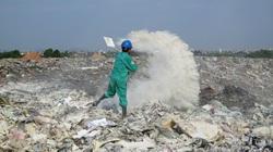 Nhiều hệ lụy từ việc chôn lấp rác