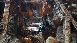 Hà Nội: Di dời thành công quả bom 340kg được phát hiện ở phố Cửa Bắc