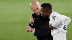 Real vượt ải Inter Milan, HLV Zidane ca ngợi ai?