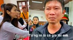 """Thủy Tiên trao tiền """"khủng"""" khiến người đàn ông tại Nghệ An bật khóc nức nở"""