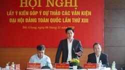 Góp ý dự thảo Văn kiện Đại hội Đảng: Chú trọng nông nghiệp công nghệ cao, đánh giá sâu thành tựu chống tham nhũng
