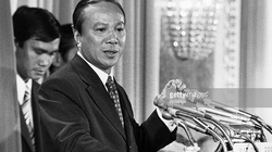 Giờ phút cuối cùng của Nguyễn Văn Thiệu ở Sài Gòn diễn ra như thế nào?