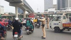 Đã xác định được tài xế xe tải đâm chết người phụ nữ ở Hà Nội rồi bỏ trốn