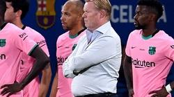 Nhọc nhằn hạ Dynamo Kyiv, HLV Koeman chỉ ra điểm yếu của Barca
