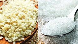 Trồng loại lúa lạ, không cho ra gạo mà cho ra đường tinh khiết, nhiều người phát hoảng