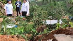 Quảng Ngãi: Oằn lưng dọn đổ nát bão số 9, gắng sức chống bão số 10