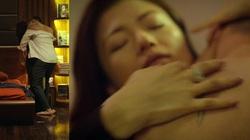 """Kiều Anh hé lộ bí mật cảnh nóng với Mạnh Trường trong """"Hồ sơ cá sấu"""""""