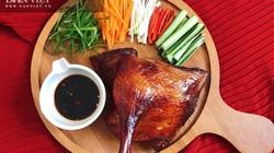 Bí quyết làm món vịt quay Bắc Kinh giòn rụm, không ngán