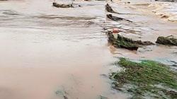 Bất ngờ lũ lớn xuất hiện ở các huyện phía Bắc tỉnh Bình Định