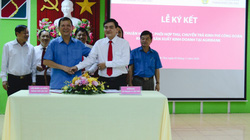 Agribank chi nhánh Cần Thơ ký thỏa thuận hợp tác với Liên đoàn lao động TP. Cần Thơ