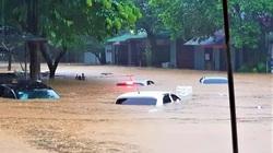 Ô tô bị ngập nước do lũ lụt, cần kiểm tra thay thế gì?