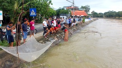 Kể chuyện làng: Đứng tủ mùa nước lũ
