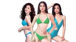 """3 mỹ nhân Hoa hậu Việt Nam mặc bikini """"bỏng mắt"""" sẽ trình diễn trên sân khấu ngoài trời trải dài 40m"""