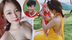 Vợ Phan Văn Đức khoe vóc dáng nóng bỏng, không tì vết