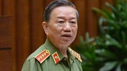 Đại tướng Tô Lâm trả lời ĐBQH Lưu Bình Nhưỡng về chuyện công an thu tiền của dân buôn dịp lễ tết