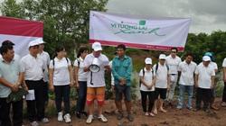Agribank Trà Vinh trồng mới 1.700 cây xanh khu vực rừng phòng hộ ven biển