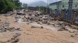 Bình Định: Sạt lở nhiều nơi, kịp thời di dời hàng trăm người đến điểm an toàn