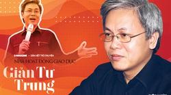 Nhà hoạt động giáo dục Giản Tư Trung: Người miệt mài thúc đẩy giáo dục khai phóng bằng cách mạng sự học