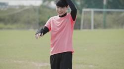 Jack đối đầu Quang Hải, trở thành chân sút chính trong đội hình nghệ sĩ